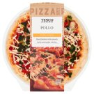 Tesco Pizza Pollo 414g