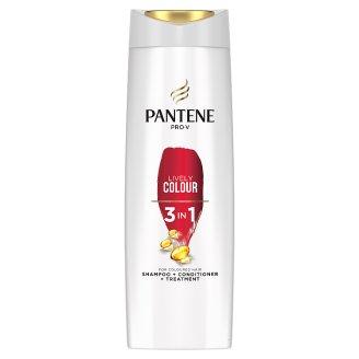 Pantene Pro-V Lively Colour Šamp 3v1 360 ml, Na Barv Vlasy