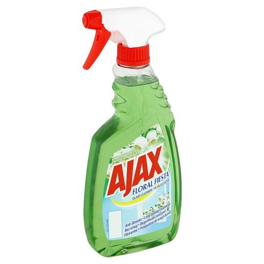 Ajax Floral Fiesta Glass Cleaner 500ml