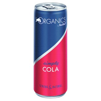 ORGANICS Simply Cola by Red Bull 250ml
