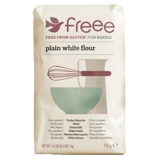 Doves Farm Free From Gluten Plain White Flour 1kg