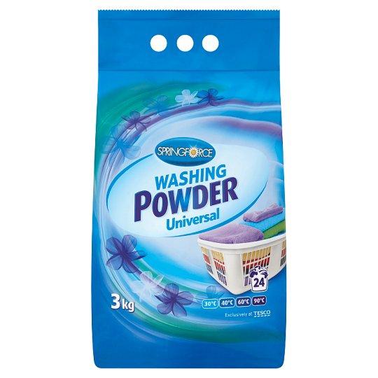 Springforce Universal prací prášek 72 praní 9kg