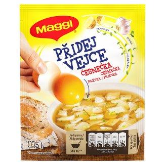 MAGGI Přidej vejce Polévka Česnečka sáček 27g