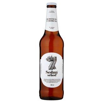 Sedmý schod, světlé pivo speciální 500ml