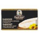 Kaiser Franz Josef Exclusive Sardinky filety ve slunečnicovém oleji 90g