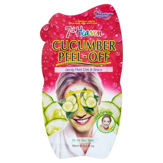 7th Heaven Cucumber Peel Off 10ml
