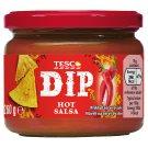 Tesco Dip hot salsa 260g
