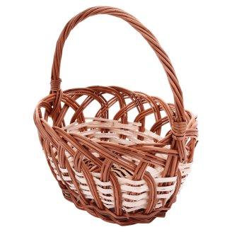 Wicker Basket 20 x 13 x 19 cm