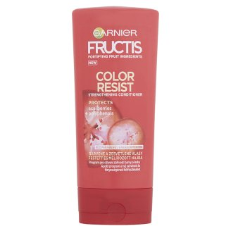 Garnier Fructis Color Resist posilující kondicionér na barvené vlasy 200ml