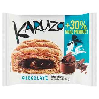 The Bakers Karuzo Pita Cocoa Cream with Chocolate 62g