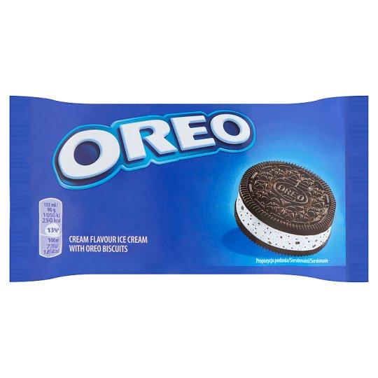 Oreo Kakaové sušenky s mraženým krémem 135ml