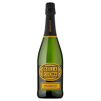 Bella Cucina Prosecco Sparkling Wine from Northeastern Italy 75cl