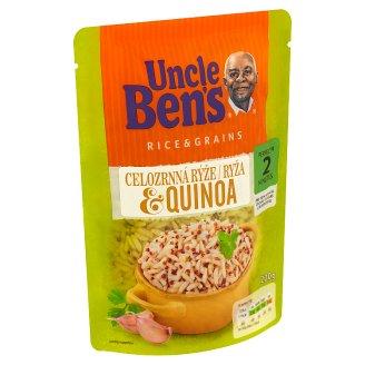 Uncle Ben's Wholegrain Rice & Quinoa 220g
