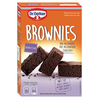 Dr. Oetker Chocolate Brownies 400g