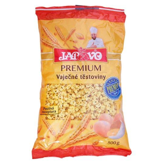 Japavo Premium Těstoviny dětské tvary 500g