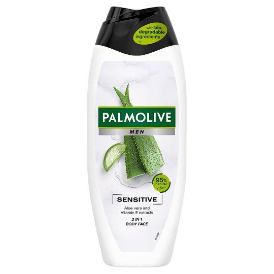 Palmolive Men Sensitive sprchový gel pro citlivou pokožku 500ml