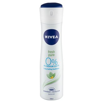 Nivea Fresh Pure Sprej deodorant 150ml