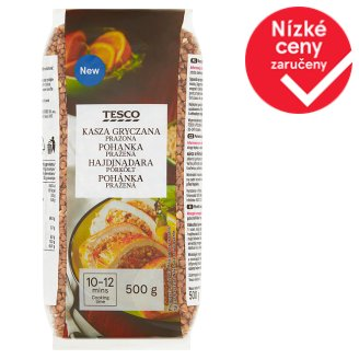 Tesco Roasted Buckwheat 500g