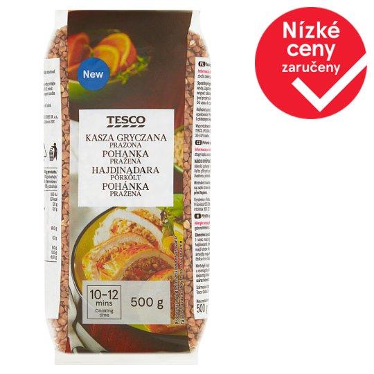 Tesco Roasted Buckwheat 500g