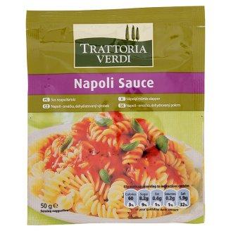 Trattoria Verdi Napoli - omáčka, dehydratovaný výrobek 50g
