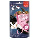 Purina Felix Party mix Delicacy Flavored with Chicken, Cheese and Turkey 60g