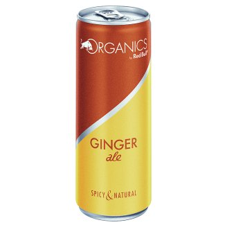 ORGANICS Ginger Ale by Red Bull 250ml