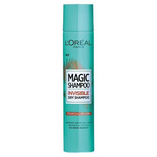 L'Oréal Paris Magic Shampoo Tropical Splash Dry Shampoo 200ml
