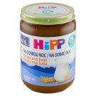 HiPP Bio Krupicová kaše na dobrou noc 190g