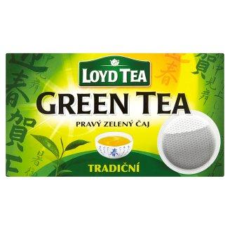 Loyd Tea Tradiční pravý zelený čaj 20 x 1,7g