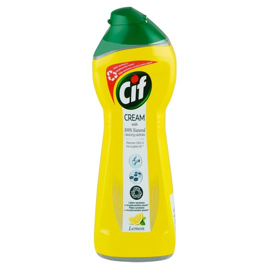 Cif Lemon Cream 250ml