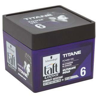 Taft Looks Power Gel Titan Look 250ml