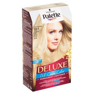 Palette Deluxe Intenzivní barvicí krém stříbřitě plavý 218
