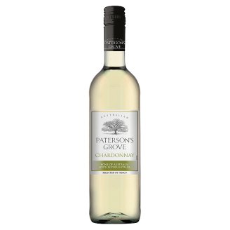 Paterson's Grove Chardonnay Wine White Dry 750ml