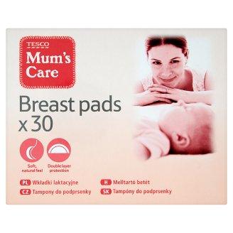 Tesco Mum's Care Tampony do podprsenky 30 ks