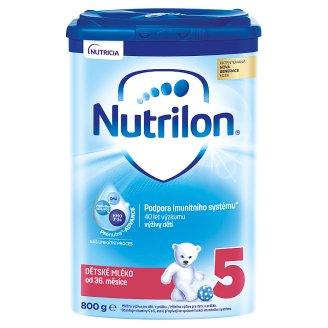 Nutrilon 5 dětské mléko od 36. m 800g