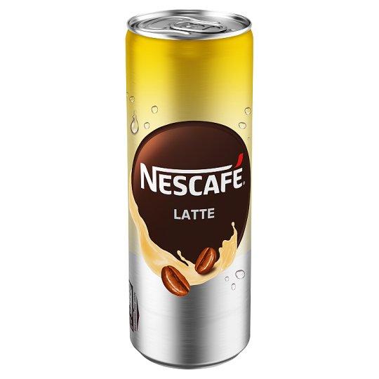 NESCAFÉ Latte Macchiato, ledová káva 250ml