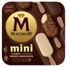 Magnum Mini Classic, Almond, White 6 x 55ml