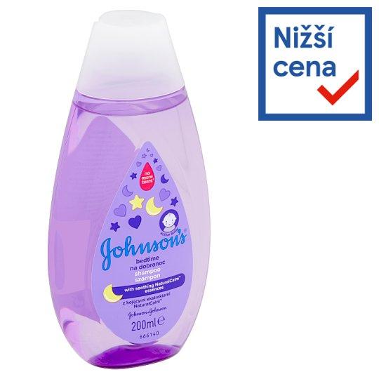 Johnson's Bedtime Šampon pro dobré spaní 200ml