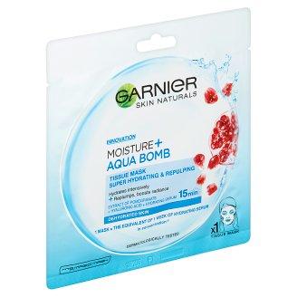 Garnier Skin Naturals Tissue Mask Super Hydrating & Repulping Moisture + Aqua Bomb 32g