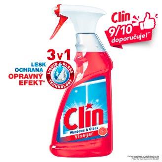 Clin Vinegar čistič oken 500ml