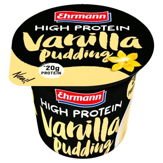 Ehrmann High protein pudding vanilla  200g