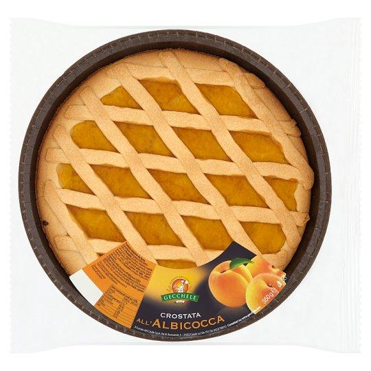 Gecchele Italský koláč meruňkový 350g