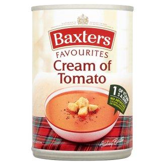 Baxters Krémová rajčatová polévka 400g