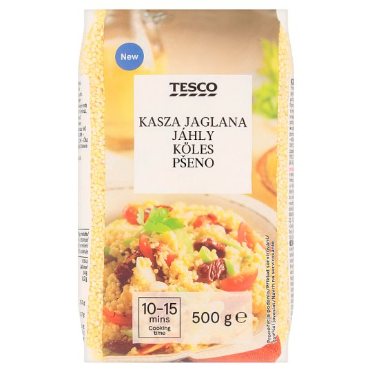 Tesco Jáhly 500g