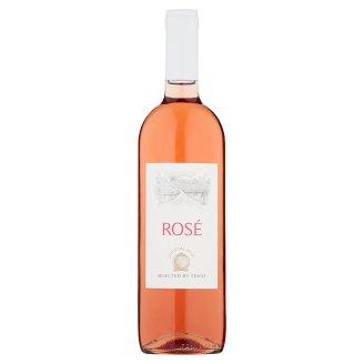 Rosé víno růžové suché 750ml