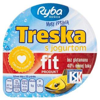 Ryba Cod with Yoghurt 140g