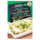 Tesco Fish Fillet with Broccoli Cheese Sauce 400g