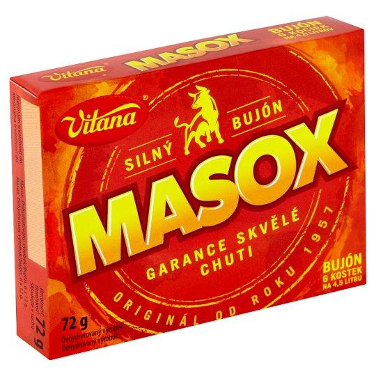 Vitana Masox Bouillon 6 x 12g