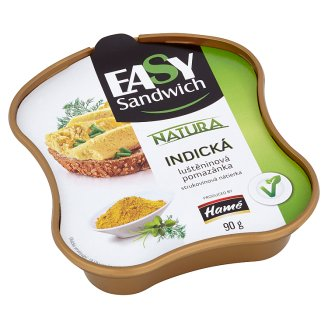 Hamé EasySandwich Natura Indian Lentil Spread 90g