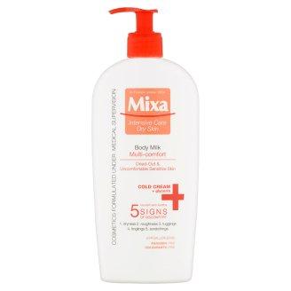 Mixa Intensive Care Dry Skin Multi-Comfort tělové mléko s Cold Cream 400ml